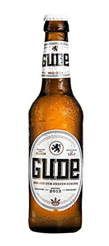 6x Gude Bier - aus dem Herzen von Europas - Hessisches Bier - Bier aus Hessen - 1