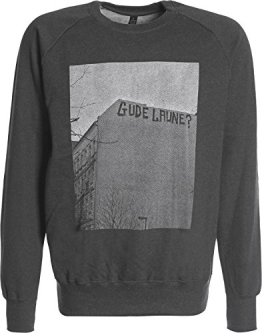 GUDE Gude Laune? Sweater S black - 1