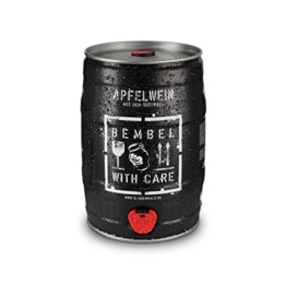 BEMBEL-WITH-CARE Apfelwein Pur im 5 Liter Fass