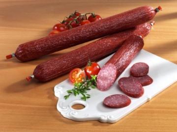 Ammersche Kutscherwurst -