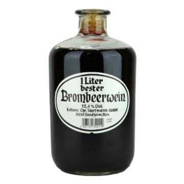 Brombeerwein -