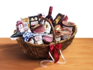 Friesischer Leckereien Geschenkkorb -