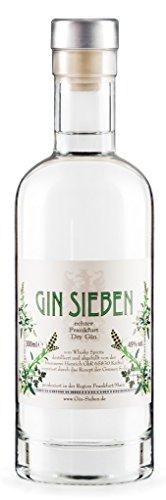 Gin Sieben – echter Frankfurter Dry Gin -