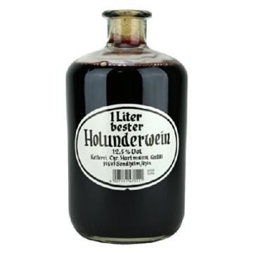 Holunderwein -