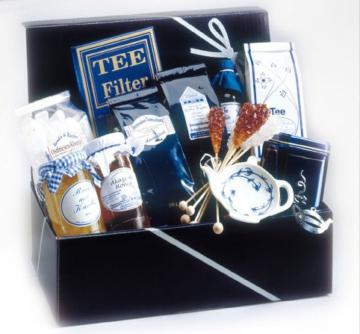 Norddeutsches Tee Geschenkset -