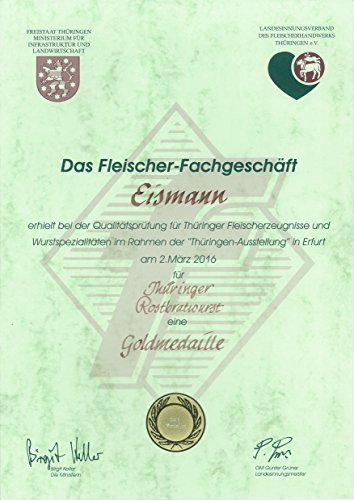 Original Thüringer Bratwurst - 6